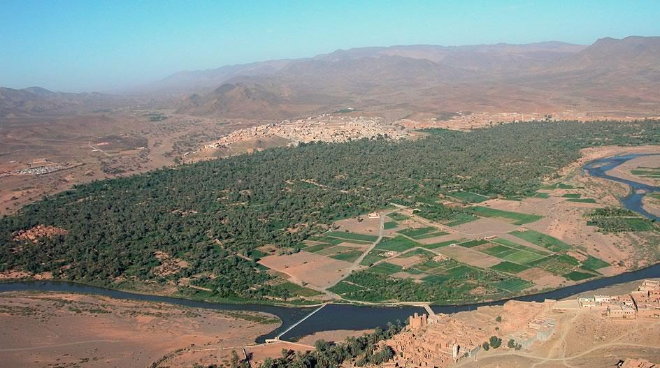 Agriculture Maroc - www.raphaelJun.net - Ecologiste Libéral , Docteur de Biologie